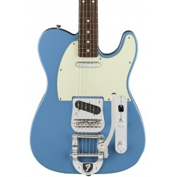 Guitarra Electrica FENDER FSR Japan Traditional 60s Telecaster Bigsby Candy Blue Foto: \192