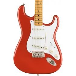 Guitarra Electrica SQUIER Classic Vibe 50s Strato Fiesta Red MN Foto: \192