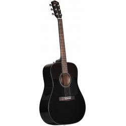 Guitarra Acustica FENDER CD-60 V3 Black Foto: \192