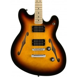 Guitarra Electrica SQUIER Affinity Starcaster 3-Color Sunburst MN Foto: \192