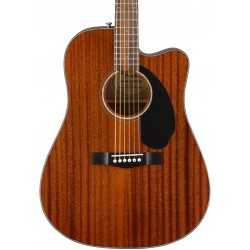 Guitarra Acustica FENDER CD-60SCE All Mahogany Foto: \192