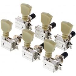 Clavijero SCHALLER Keystone DR Locking 3L/3R Niquel 10140123.17.55 Foto: \192