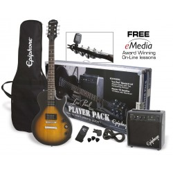 Pack Guitarra Electrica EPIPHONE Player Pack Special II Vintage Sunburst Foto: \192