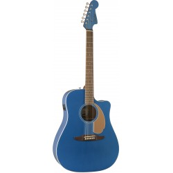 Guitarra Acustica FENDER Redondo Player Belmont Blue Foto: \192