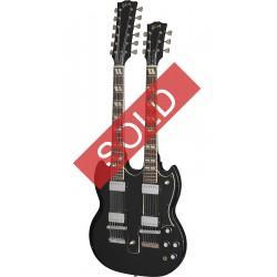 Guitarra Electrica GIBSON Slash 1966 EDS-1275 Doubleneck - Signed/Aged (44) Foto: \192
