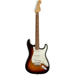 Guitarra Electrica FENDER Player Stratocaster 3-Color Sunburst PF Foto: \192