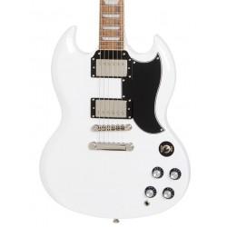 Guitarra Electrica EPIPHONE G-400 PRO Alpine White Foto: \192