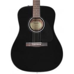 Guitarra Acustica FENDER CD-60 V3 Black Foto: \192
