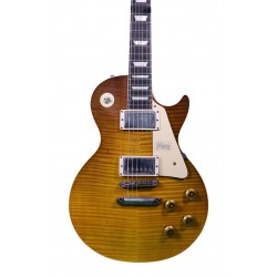 Guitarra Electrica GIBSON 60th Anniversary 1959 Les Paul Standard Golden Poppy Burst VOS Foto: \192
