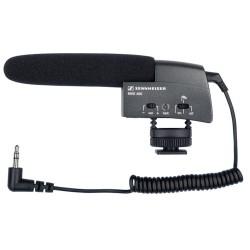 Microfono SENNHEISER MKE 400 Condensador Para Camaras Foto: \192