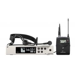 Microfono Inalambrico SENNHEISER EW 100 G4 M3 Set Diadema Foto: \192