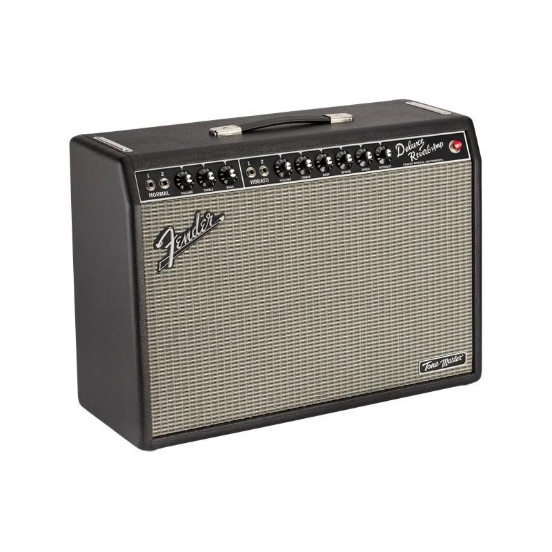 Amplificador FENDER Tone Master Deluxe Reverb Foto: \192