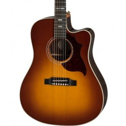 Guitarra Acustica GIBSON Hummingbird M Rosewood Burst Foto: \192