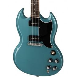Guitarra Electrica GIBSON SG Special Faded Pelham Blue Foto: \192