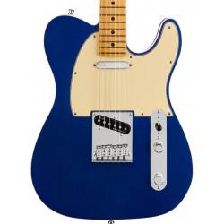 Guitarra Electrica FENDER American Ultra Telecaster Cobra Blue MN Foto: \192