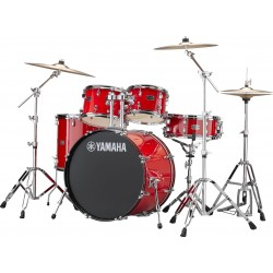 Bateria YAMAHA Rydeen Studio Hot Red Foto: \192