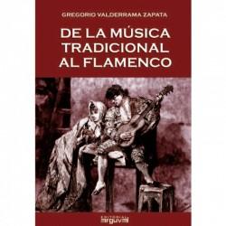 Valderrama Zapata G. - De la musica tradicional al flamenco Foto: \192