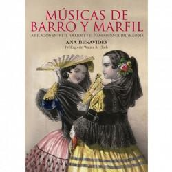 Benavides Ana - Musicas de barro y marfil Foto: \192