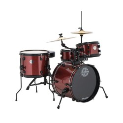 Bateria LUDWIG Pocket Kit LC178X Red Wine Sparkle Foto: \192