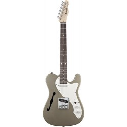 Guitarra Eletrica SQUIER Vintaged Modified Tele Thinline Shoreline Gold RW (030-1240-544)