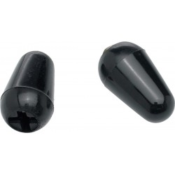 Botones FENDER Stratocaster Switch Tips Black 099-4939-000 Foto: \192