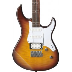 Guitarra Electrica YAMAHA Pacifica 212V-FM SB Tobacco Brown Foto: \192