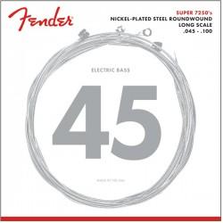 Cuerdas Bajo FENDER 7250ML (45-100) Foto: \192