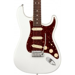 Guitarra Electrica FENDER American Ultra Stratocaster Arctic Pearl RW Foto: \192