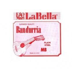 Cuerda Bandurria LA BELLA MB-552 2ª (Par) Foto: \192