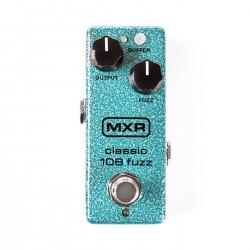 Pedal MXR M296 Classic 108 Fuzz Mini Foto: \192