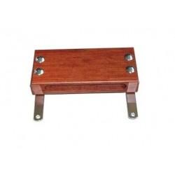 Caja china SAMBA 6061 Bubinga con soporte Foto: \192