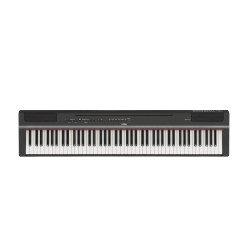 Piano Digital YAMAHA P125B Black Foto: \192