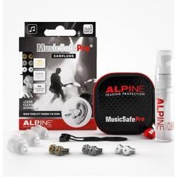 Protector Auditivo ALPINE MusicSafe Pro Blanco Foto: \192