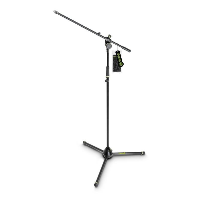 Soporte Microfono GRAVITY MS 4321 B Foto: \192
