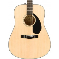 Guitarra Acustica FENDER CD-60S Natural WN Foto: \192