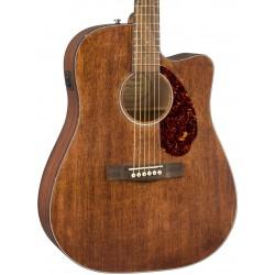 Guitarra Acustica FENDER CD-60SCE All Mahogany Satin FSR Foto: \192