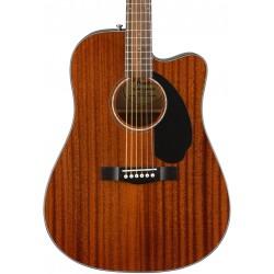 Guitarra Acustica FENDER CD-60SCE All Mahogany Foto: \192