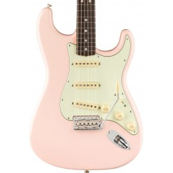 Guitarra Electrica FENDER American Original 60s Stratocaster Shell Pink RW Foto: \192