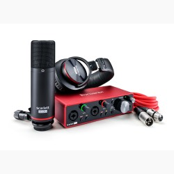 Interface Audio FOCUSRITE Scarlett 2i2 Studio 3nd GEN Foto: \192