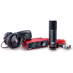 Interface Audio FOCUSRITE Scarlett Solo Studio 3nd GEN Foto: \192