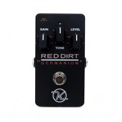 Pedal KEELEY Red Dirt Germanium Foto: \192