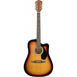Guitarra Acustica FENDER FA-125CE Sunburst Foto: \192