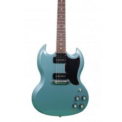 Guitarra Electrica GIBSON SG Special Faded Pelham Blue (B-Stock) Foto: \192