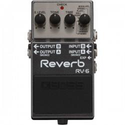 Pedal BOSS RV-6 Digital Reverb Foto: \192