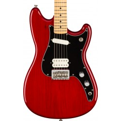 Guitarra Electrica FENDER Player Duo-Sonic HS Crimson Red Transparent MN Foto: \192