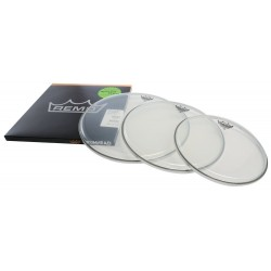 Pack Parches REMO Ambassador Clear PP-1182-BA Foto: \192