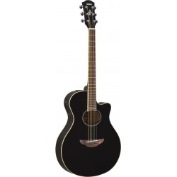 Guitarra Acustica YAMAHA APX600 Black Foto: \192