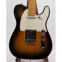 Guitarra electrica FENDER Telecaster Standard 2 Tonos Sunburst (Segunda mano) Año 2004 Foto: \192