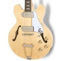 Guitarra Eléctrica EPIPHONE Casino Coupe Natural Foto: \192