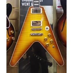 Guitarra Electrica GIBSON Custom Shop Flying V Standard Figured Foto: \192